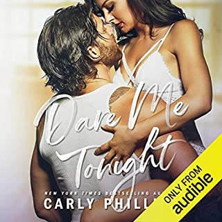 Dare Me Tonight audiobook cover art