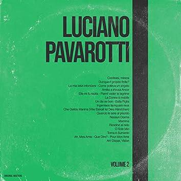 Luciano Pavarotti, Vol. 2
