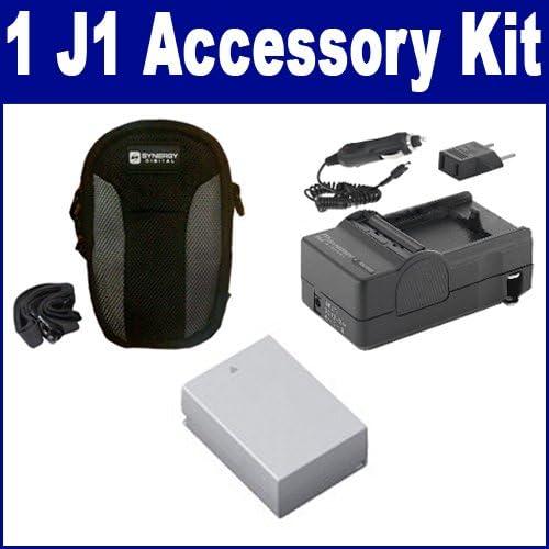 Quantity Max 49% OFF limited Nikon 1 J1 Digital Camera Charg Includes: Accessory SDM-1549 Kit