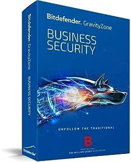 Bitdefender GravityZone Business Security 1 Year 3-Pack License Bundle