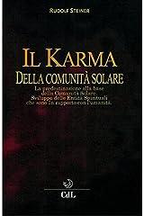 Il Karma della Comunità Solare Formato Kindle