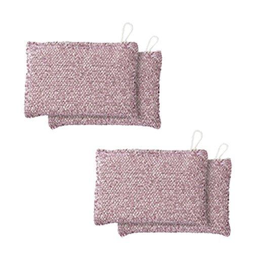 ダスキン風呂・化粧室用スポンジ(2個入り)×2セット