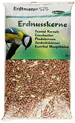 Erdtmanns Peanut Kernels, 2.5 Kg from Christoph & Franz Erdtmann OHG
