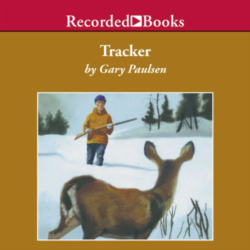 Tracker audiobook cover art