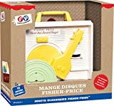 Fisher Price - Jeu Electronique - Mange Disques