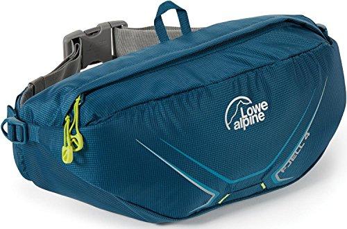 Lowe Alpine Fjell 4 poche sur la hanche, Bleu