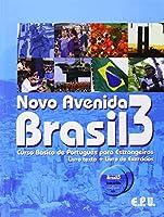 Novo Avenida Brasil: Book/exercise book/CD 3