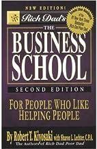 The Business School Second Edition by Robert T. Kiyosaki - Paperback