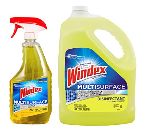 Windex Antibacterial & Disinfecting Cleaner – IN STOCK NOW!