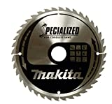 Makita Specialized Hoja, 165 x 20 mm, 40 dientes, B de 32960