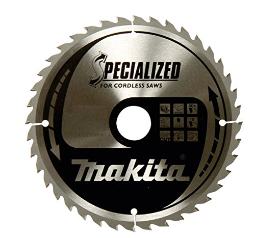 Makita Specialized Hoja, 165x 20mm, 40dientes, B de 32960