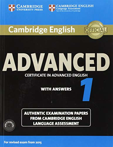 Cambridge English Advanced 1 for Revised Exam from 2015 Student's Book Pack (Student's Book with...