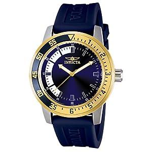Invicta 12847 Specialty Reloj para Hombre acero inoxidable Cuarzo Esfera