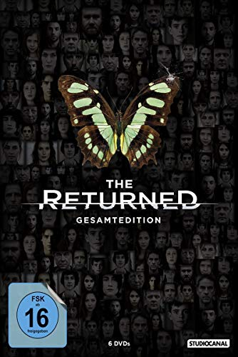 The Returned - Staffel 1+2 Gesamtedition (6 DVDs)