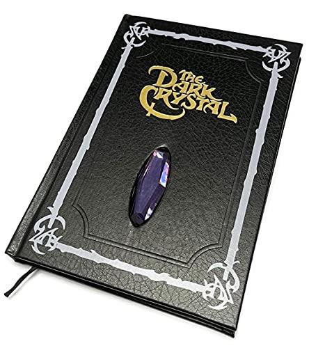 Dark Crystal Réplique de livre avec illustrations Noir