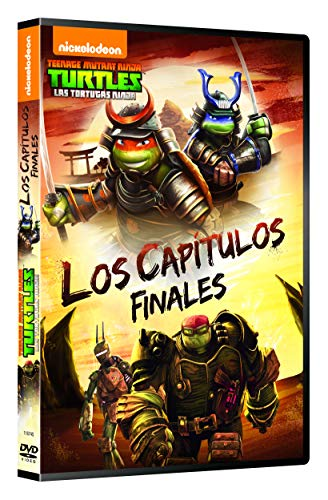 Las Tortugas Ninja 5.3: Los Capítulos Finales [DVD]