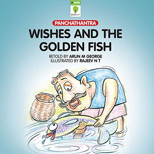 Wishes and the Golden Fish  audiobook cover art