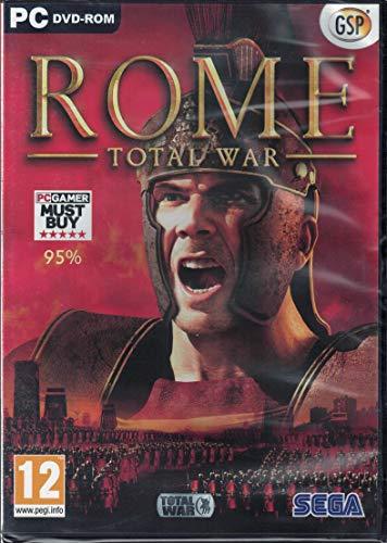 Rome: Total War - White Label (PC DVD) [Edizione: Regno Unito]