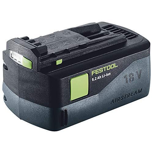 Festool Batteria Pack 18V, 1pezzi, nero, BP 18Li 5,2AS