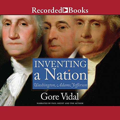 Inventing a Nation audiobook cover art