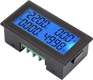 Multi-funtion Meter, YB5140DM Multi Function AC Ampere Meter Voltmeter 0~20A Digital Display 60~500V