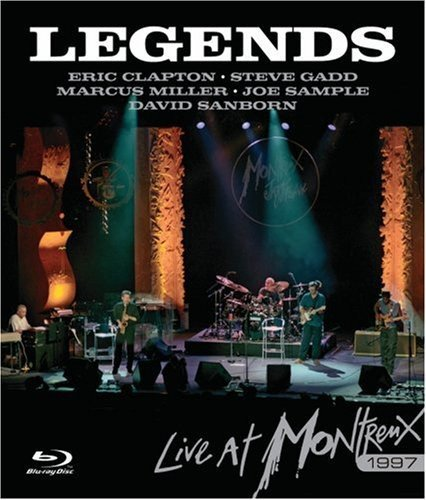 Legends: Live At Montreux 1997 [USA] [Blu-ray]