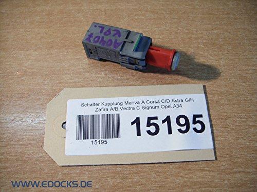 Schalter Kupplung Meriva A Corsa C/D Astra G/H Zafira A/B Vectra C Signum Opel