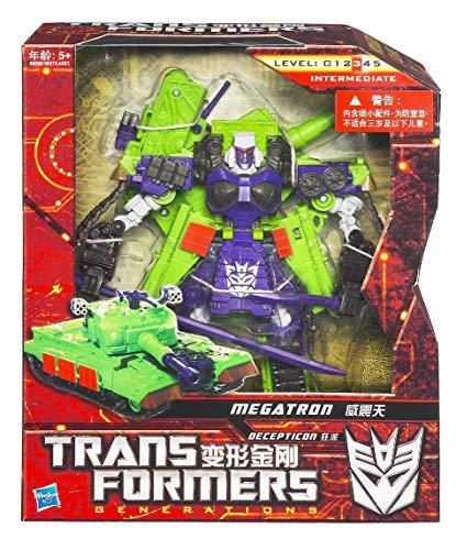 Transformers Generations GDO Voyager Class Megatron