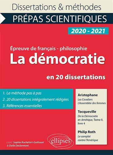 La démocratie en 20 dissertations. Aristophane, Les Cavaliers, L'Assemblée des femmes