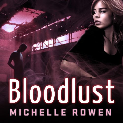 Bloodlust audiobook cover art