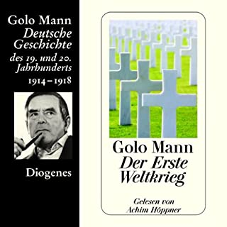 Der Erste Weltkrieg audiobook cover art