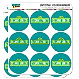 Sesame Street Logo Planner Calendar Scrapbooking Crafting Stickers