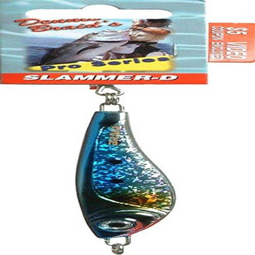 Braid Slammer Type D Series Jig, 3.5-Ounce, Sardine