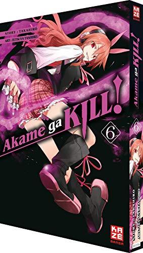 Akame ga KILL! - Band 06