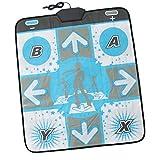 LANGYINH Dance Pad rutschfest Tanzende Mat Teppich Für Nintendo Wii Gamecube NGC-Konsole Dance Revolution DDR-Videospiele