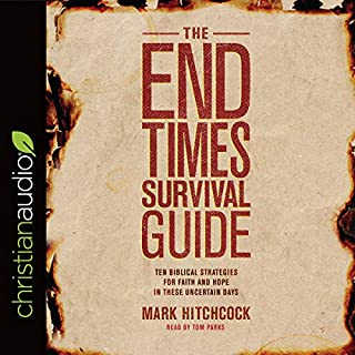 The End Times Survival Guide cover art