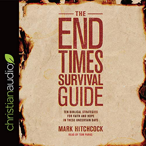 Couverture de The End Times Survival Guide