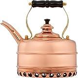 Simplex Kettles Buckingham Copper Tea Pot