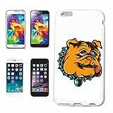 Reifen-Markt Hard Cover - Funda para teléfono móvil Compatible con Samsung Galaxy S3 Mini Perros Bulldog CRIANZA CASA Perros Perrera DE CRIADORES DE Perrito CUIDAD