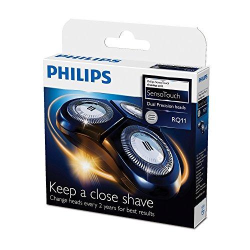 Philips RQ11/50 Testine di Ricambio per Modelli SensoTouch 2D (RQ11xx)