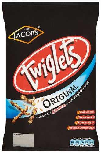 Jacobs Twiglets Original 150 G (Pack Of 6) by Jacobs