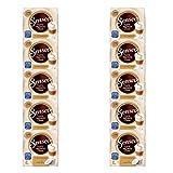 Senseo Latte Macchiato Classic - Almohadillas de café para Leche (100 Unidades, para 50 porciones)