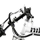 Nilox E-Bike X1 New, Elektrisches Fahrrad Faltend, Weis, One size - 6