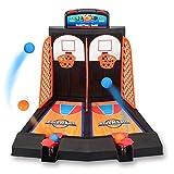 ArgoBear Chird lustiges Spielzeug-Doppel Finger Schuss Basketball-Maschine Spielzeug Chirdren Geschenk -