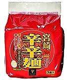 響 宮崎辛辛麺(即席麺) 3食 ×3袋