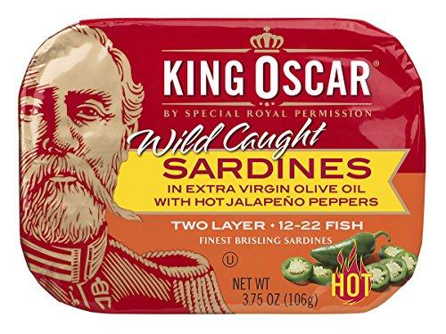 King Oscar Wild Caught Sardines