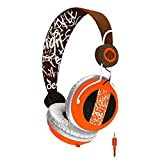 B-Move Soundwave BM-AUB01 Casque pour PC Marron/Orange