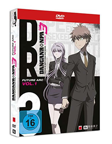 Danganronpa 3: The End of Hope`s Peak Academy - Future Arc - Vol. 1 - [DVD]