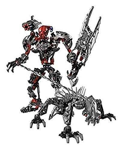 LEGO Bionicle - Maxilos And Spinax (8924)