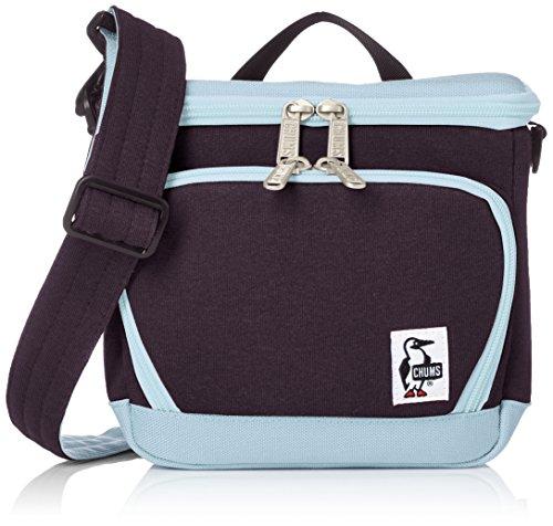 [チャムス] カメラバッグ Box Camera Bag・Sweat Nylon CH60-2520-P012-00 P012 へザーパンシースカイ